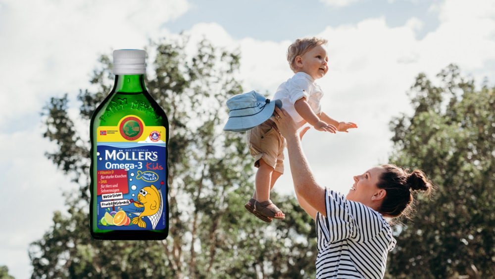 Bild zum Artikel über Gesunde Ernährung für Kinder